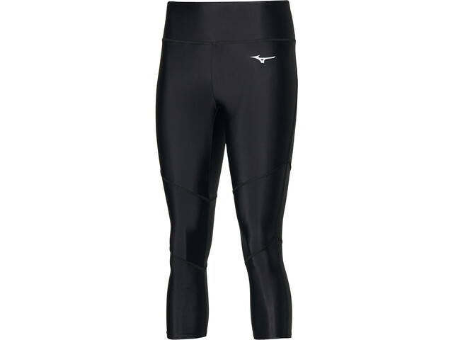 Mizuno Core 3/4 Tights Women, black